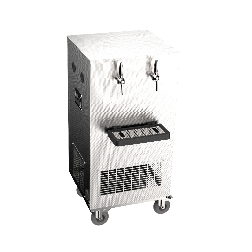 REFRIBIER DOUBLE EVAPORATEUR – DAV EQUIPMENTS