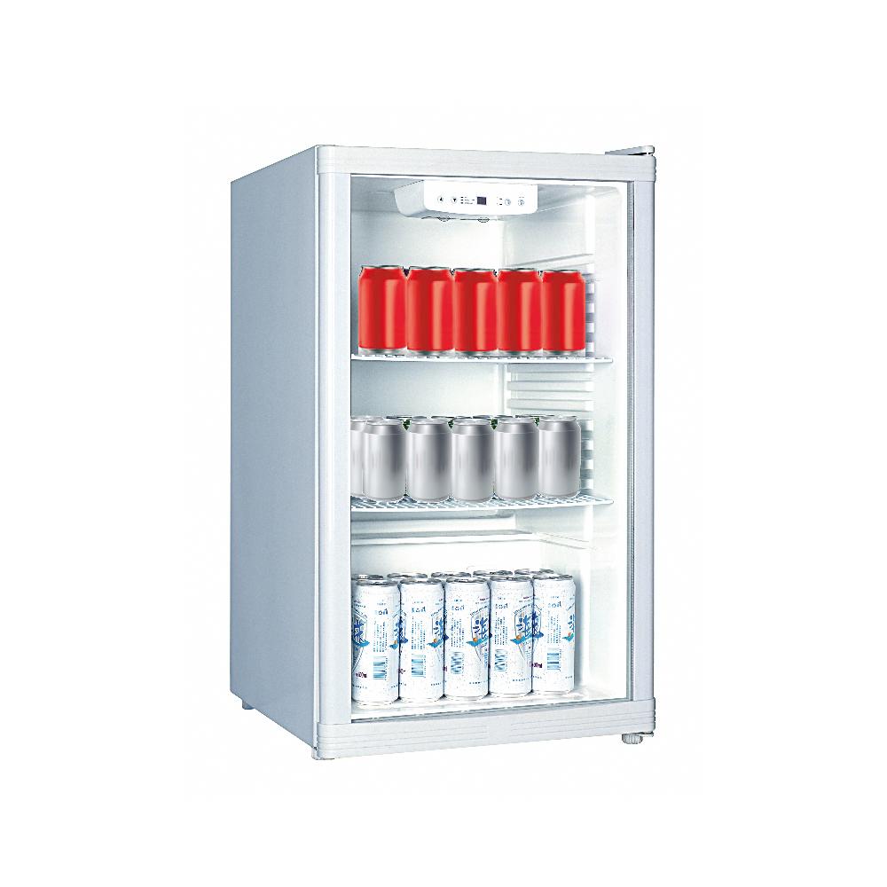 Vitrine réfrigérée blanche – homa appliances
