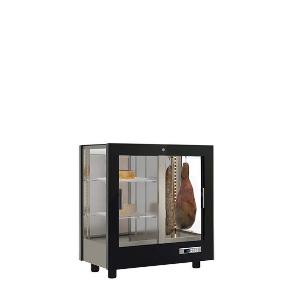 vitrine charcuterie et fromage – froid ventilé ou statique – expo